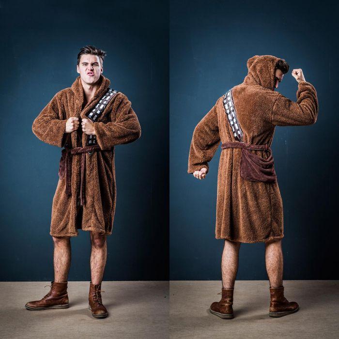 Accappatoio Star Wars – Chewbacca