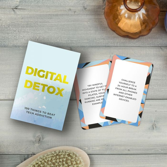 Set di Carte per Detox Digitale