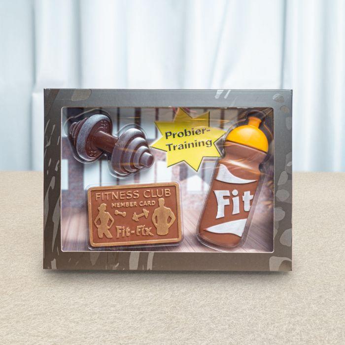 Set Cioccolato Fitness