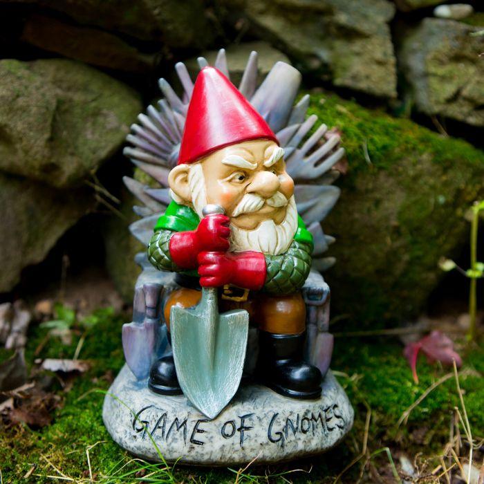Nano da Giardino – Game Of Gnomes