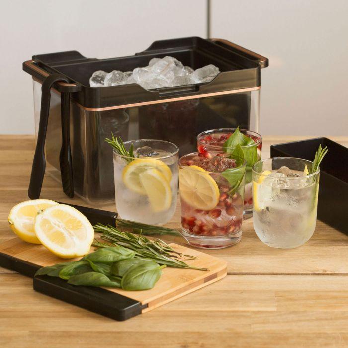 Cocktail Bar Portatile