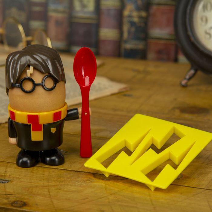 Portauovo Harry Potter con Stampo per Toast