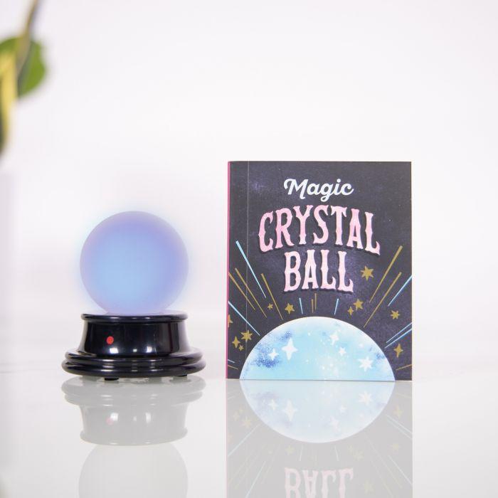 Mini Sfera di Cristallo Magica