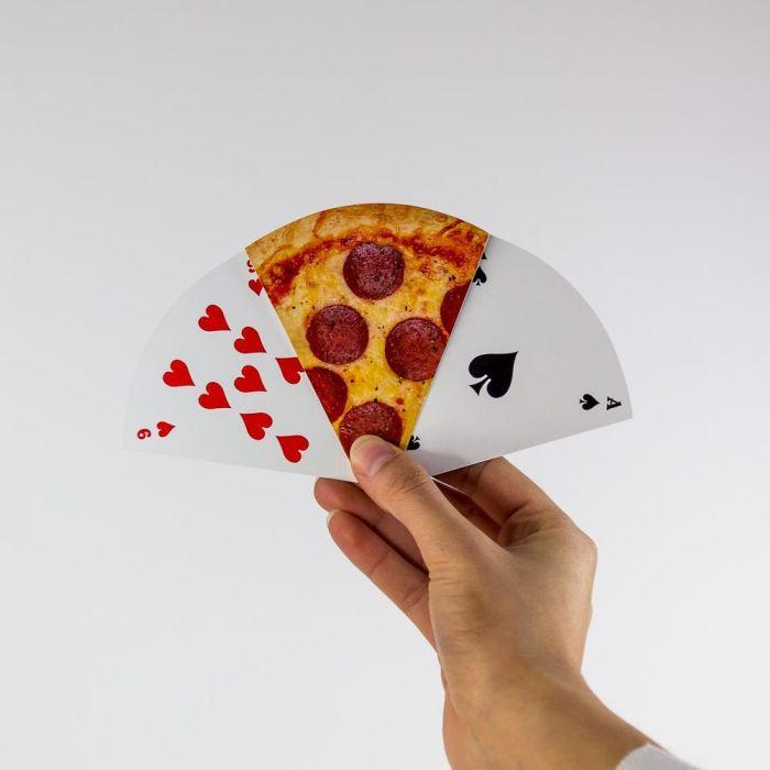 Carte da Gioco Pizza