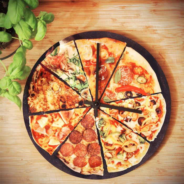 Orologio Pizza