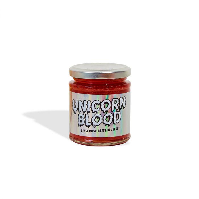 Sangue di Unicorno in Gelatina con Gin