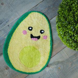 Tappeto da Bagno Happy Avocado