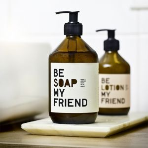 Be My Friend Sapone & Body Lotion