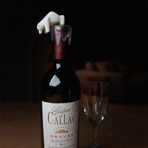 Tappo Stopper per Bottiglie Orso Polare