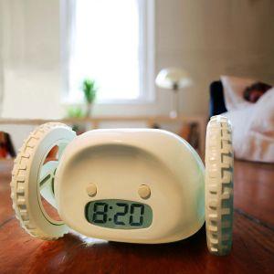 Clocky – La Sveglia Sfuggente