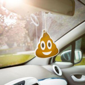 Emoji Poop - deodorante per auto
