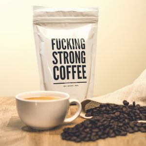 Caffè Forte, F*cking Strong Coffee