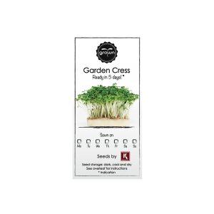 Ricariche Crescione per CressToday - mini giardino da interni