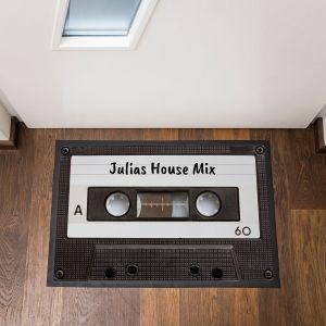 Zerbino Personalizzabile Audiocassetta