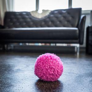 Mocoro - palla robot raccogli polvere