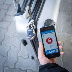 Lucchetto Smart Bluetooth per Bagagli
