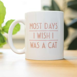 Most Days I Wish... Tazza