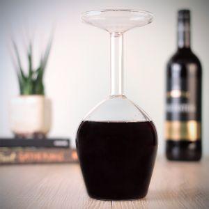 Bicchiere sottosopra