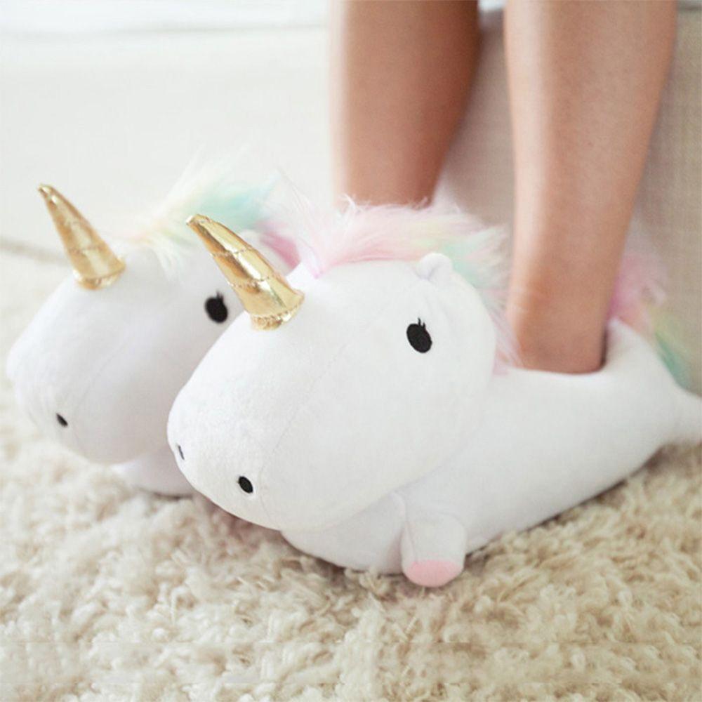 Pantofole unicorno per donna | Grandi Sconti | Ciabatte per