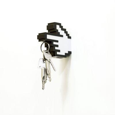 Idee regalo amico - Portachiavi Magnetico Manina a 8 bit