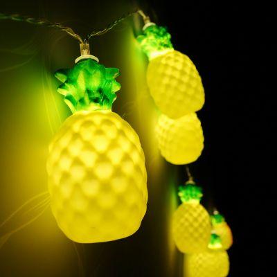 Illuminazione - Ghirlanda di Luci Ananas