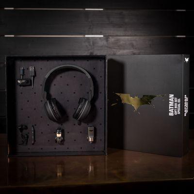 Computer e USB - Cofanetto Regalo Batman