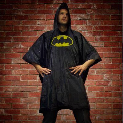Outdoor & Sport - Poncho da Pioggia Batman