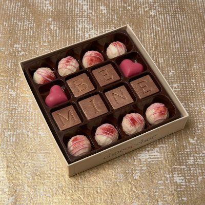 Regali romantici - Tartufi al Cioccolato Be Mine
