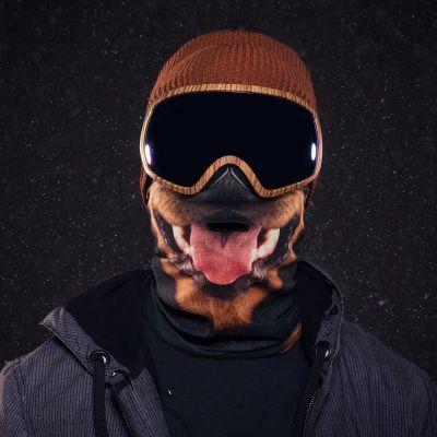 Outdoor & Sport - Maschera da sci Beardo