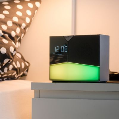 Regali di compleanno 20 anni - Beddi Glow - Orologio Sveglia Multi Funzione