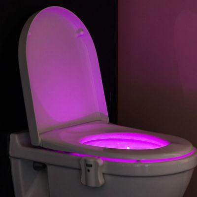 Idee regalo casa nuova - Luce per WC con sensore di movimento