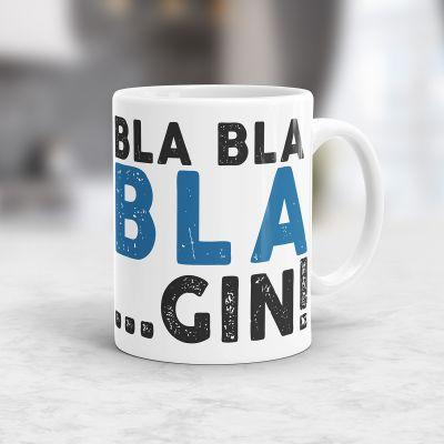 Tazze & Bicchieri - Tazza personalizzabile Bla Bla