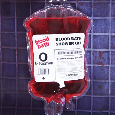 Halloween - Gel Doccia Di Sangue