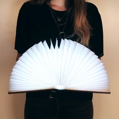 Illuminazione - Lampada Libro