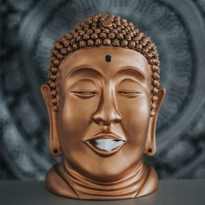 Idee regalo genitori - Distributore di fazzoletti Buddha