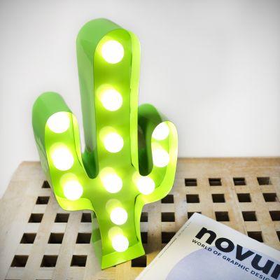 Regali di Natale per Mamma - Lampada LED Cactus