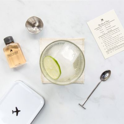 Gadget da Viaggio - Kit da Viaggio Carry On Cocktails