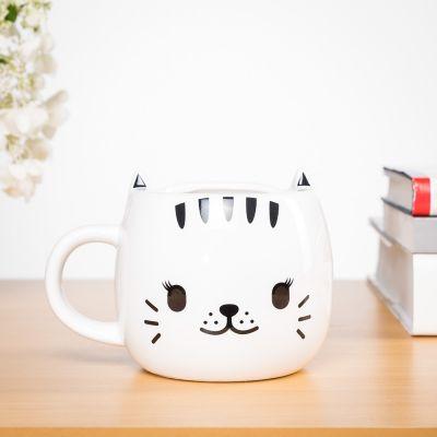 Tazze & Bicchieri - Tazza Gatto Termosensibile
