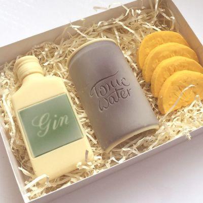 Regali romantici - Gin Tonic di Cioccolato
