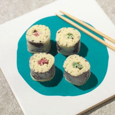 Regali per Pasqua - Cioccolatini Sushi