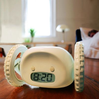 Regali curiosi - Clocky – La Sveglia Sfuggente