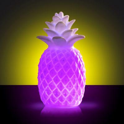 Regali laurea - Lampada Colorata Ananas