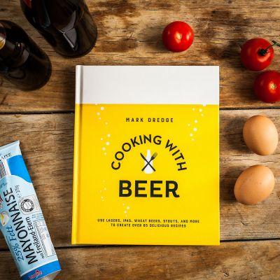 Idee regalo amico - Beer CookBook - libro di ricette con la birra