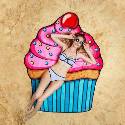 Festa della Donna - Telo Mare Cupcake
