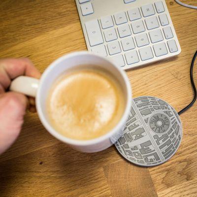 Divertimento ufficio - Scalda Tazza USB Morte Nera - Star Wars