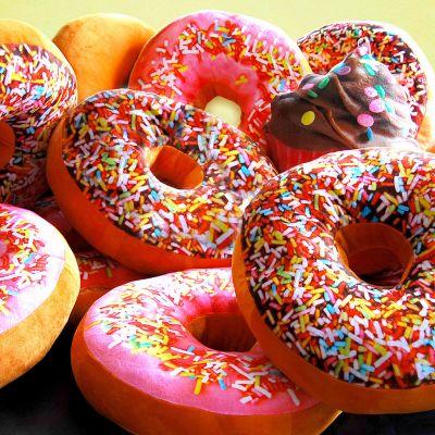 Regalo sorella - Cuscino Donut