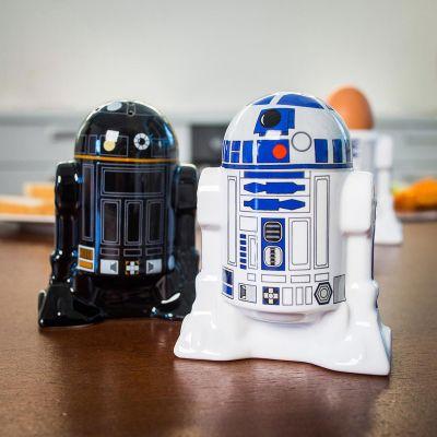 Regali per coppia - Sale e Pepe R2D2 & R2Q5 Di Star Wars