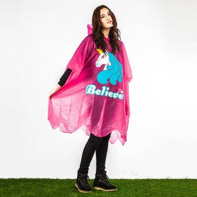 Outdoor & Sport - Poncho Anti Pioggia Unicorn