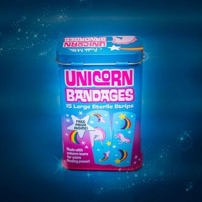 Gioco & Divertimento - Cerotti Unicorno