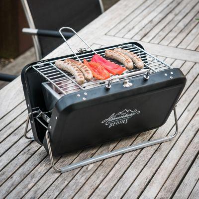 Regali per coppia - Valigia Barbecue Wild & Wolf